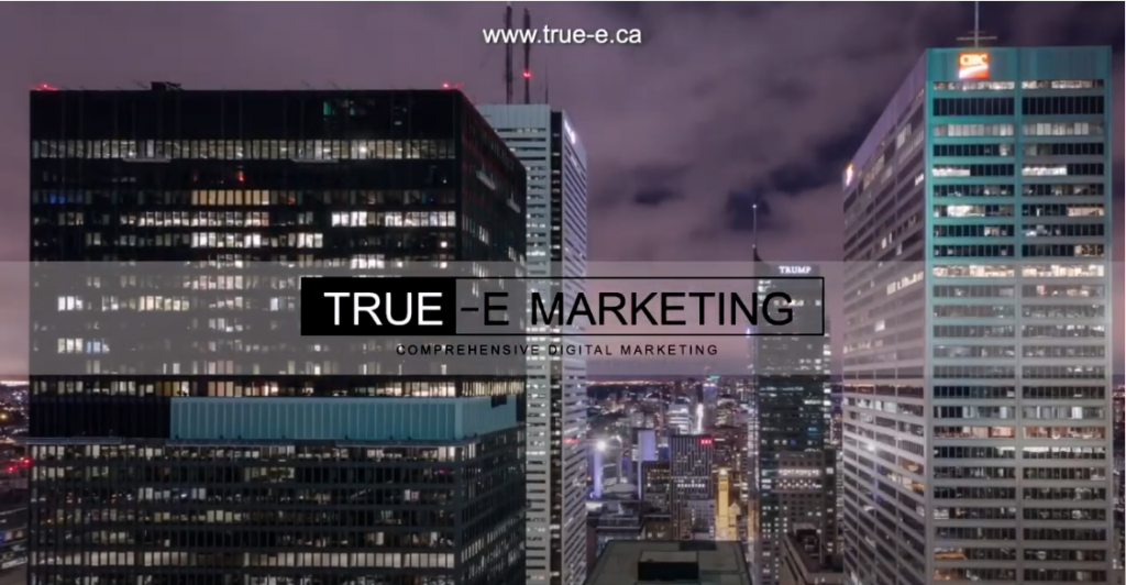 True-E Corporate Video